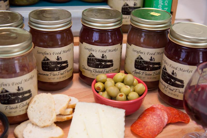 New Jams, Salsas, and Sauces – Serafin's Food Market